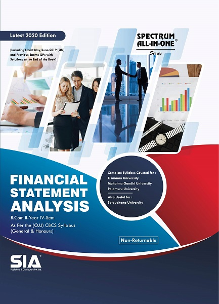 Financial Statement Analysis (O.U)