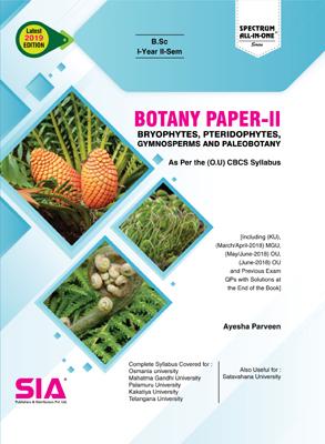 Botany Paper-II