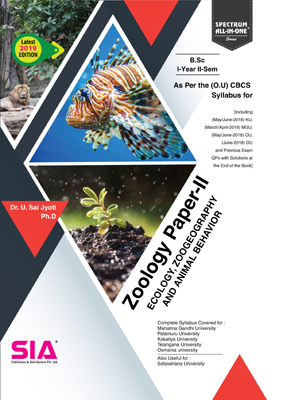 Zoology Paper-II