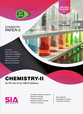 Chemistry Paper-II