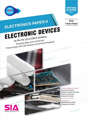 Electronics Paper-II