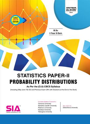 Statistics Paper-II