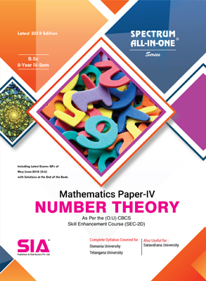 Number Theory (Mathematics-IV)