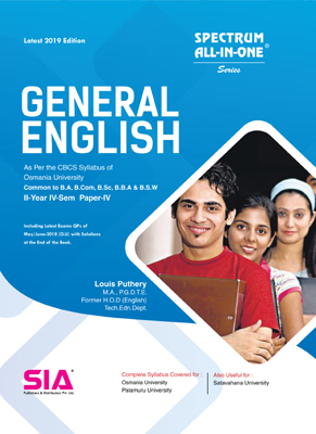 General English (Paper-IV)