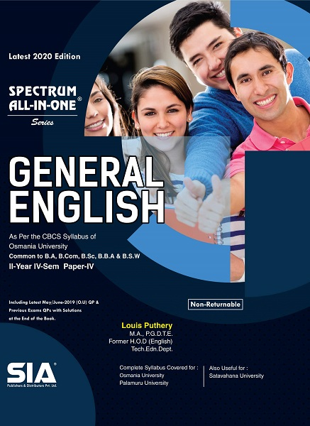 General English (Paper-IV)