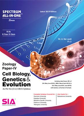Zoology Paper-IV
