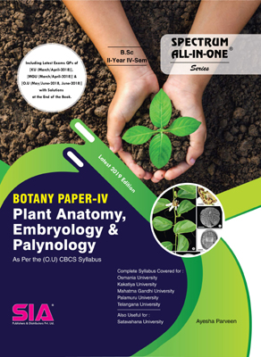 Botany Paper-IV