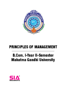 Principles of Management QP