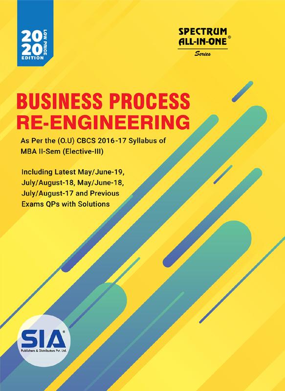 Business Process Reengineering (O.U)