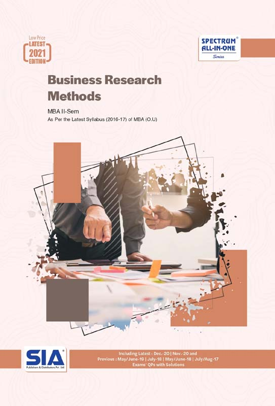 Business Research Methods (O.U)