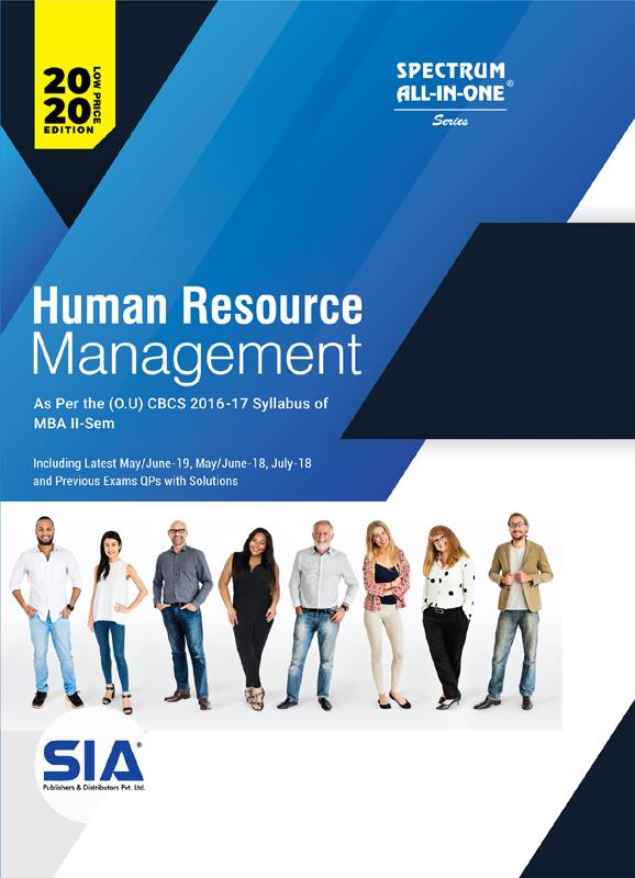Human Resource Management (O.U)