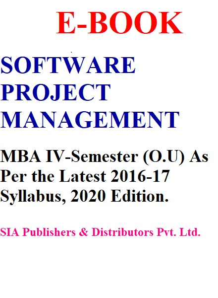 Software Project Management (O.U)