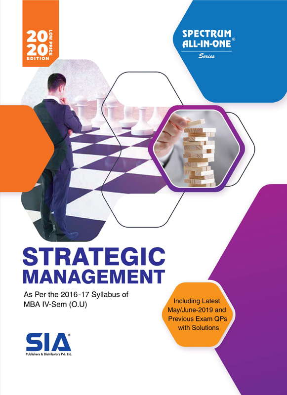 Strategic Management (O.U)