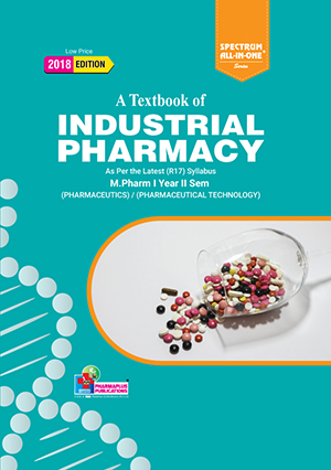 A Textbook of Industrial Pharmacy