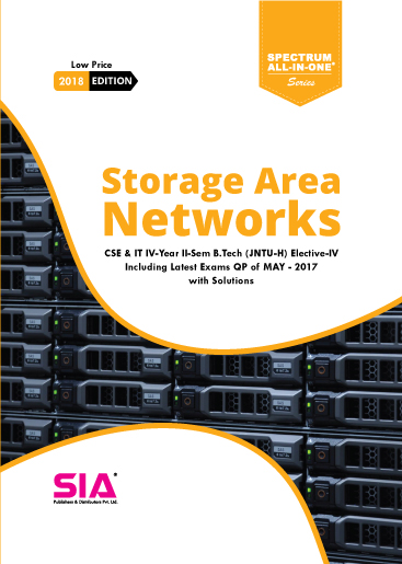 Storage Area Networks (Elective-IV)