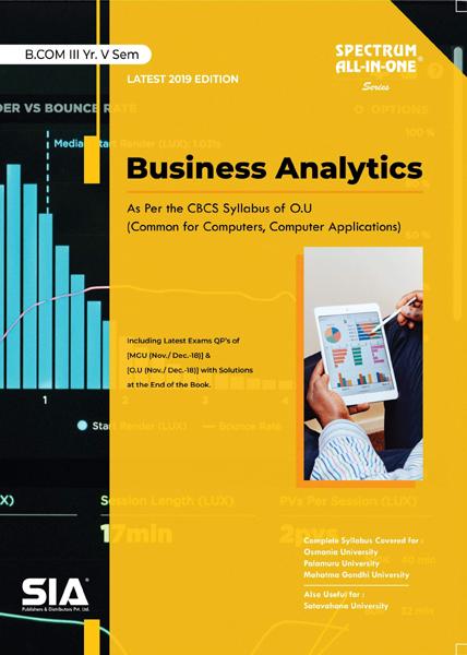 Business Analytics (O.U)