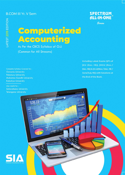 Computerised  Accounting (O.U)