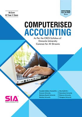 Computerised  Accounting