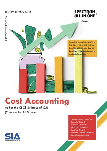 Cost Accounting (O.U)