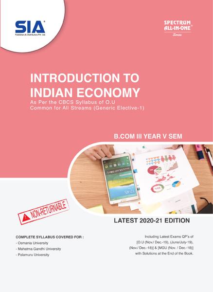 Introduction to Indian Economy (O.U)