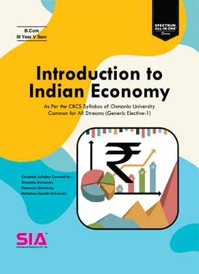 Introduction to Indian Economy