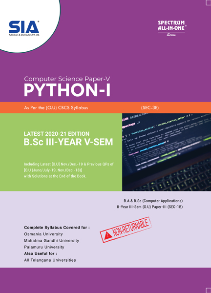 Python-I (O.U)