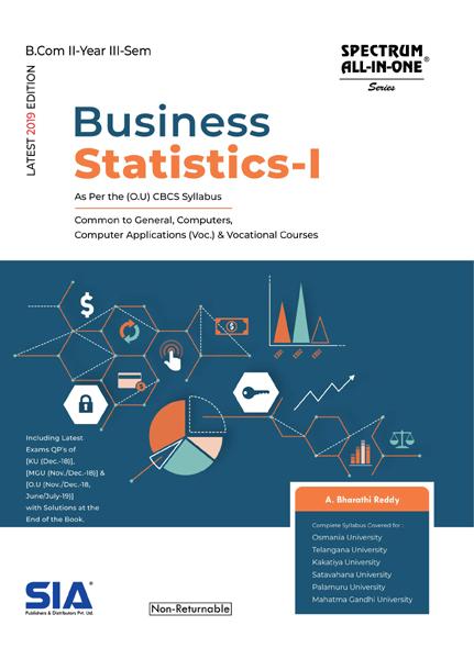 Business Statistics-I