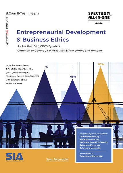 Entrepreneurial Development and Business Ethics (OU)