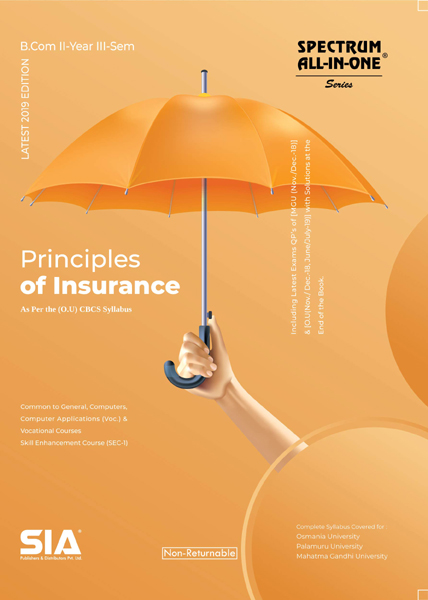 Principles of Insurance (OU)