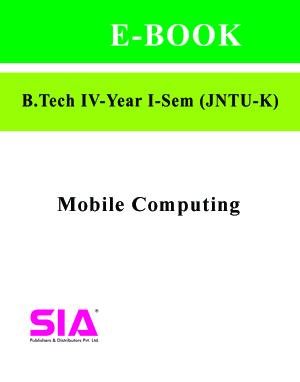 Mobile Computing (JNTU-K)