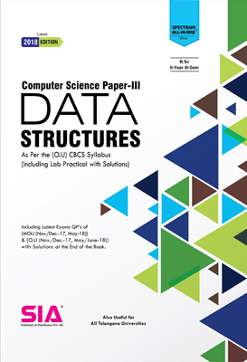 Data Structures (Computer Science Paper-III)