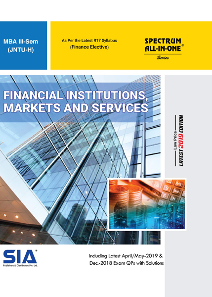 Financial Institutions, Markets and Services (JNTU-H)