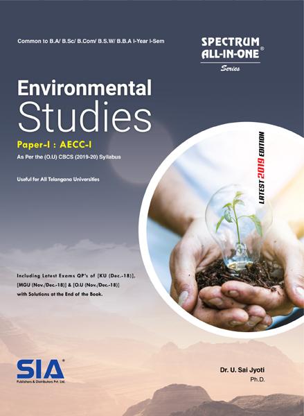 Environmental Studies (O.U)