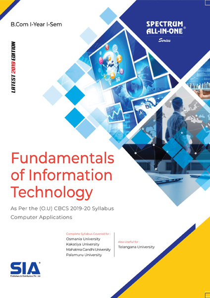 Fundamentals of Information Technology (O.U)