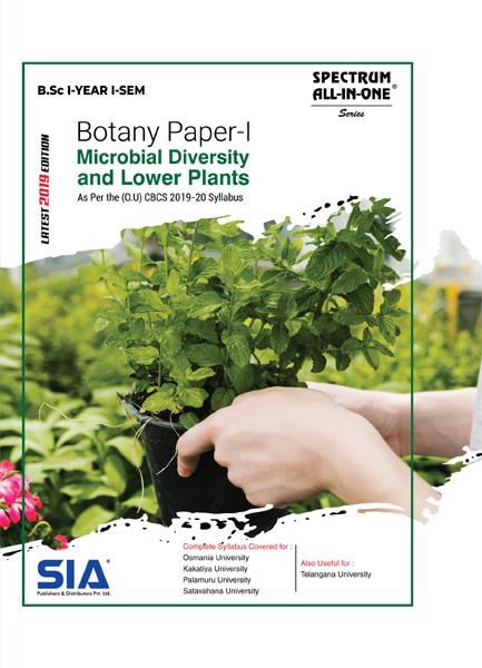 Botany Paper-I (OU)