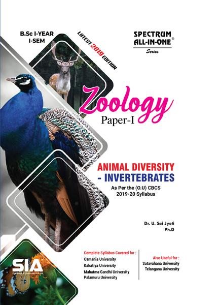 Zoology Paper-I (OU)
