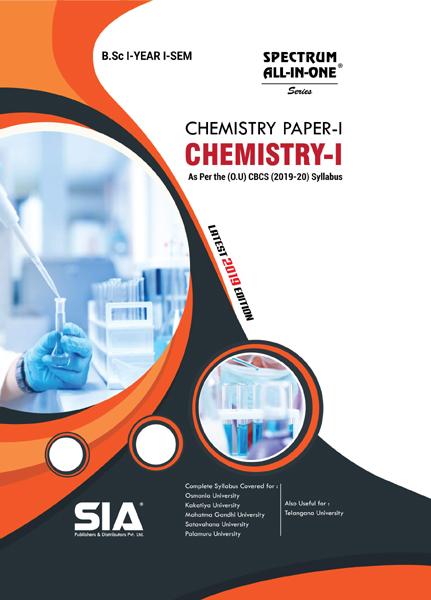 Chemistry Paper- I (O.U)