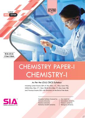 Chemistry Paper- I (OU)
