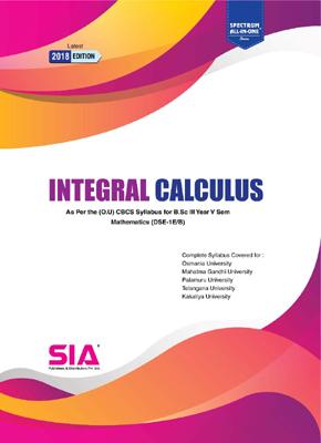 Integral Calculus (O.U)