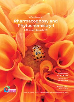 A Textbook of Pharmacognosy and Phytochemistry - I (PCI)