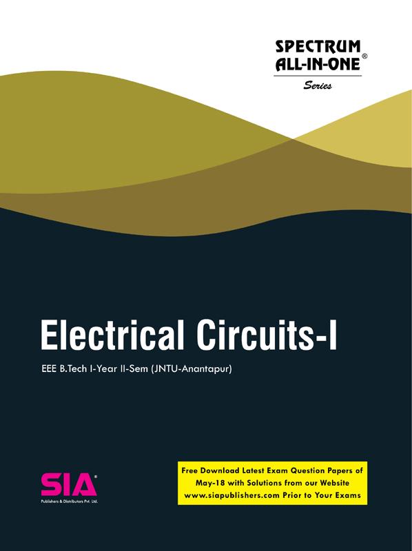 Electrical Circuits - I (JNTU-A)
