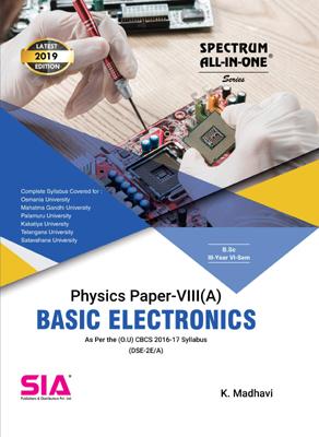 Basic Electronics (Physics Paper - VIII (A))