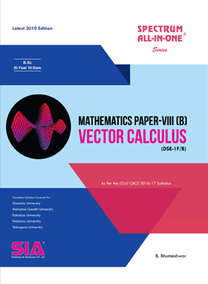 Vector Calculus (Mathematics Paper-VIII (B))