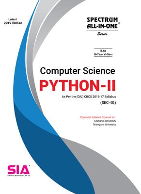 Python-II (Computer Science)