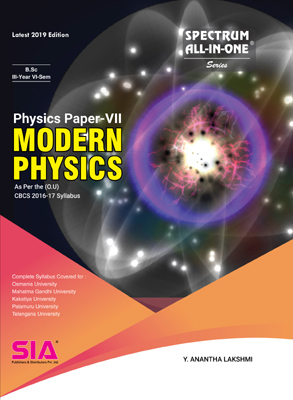 Modern Physics (Physics Paper - VII)