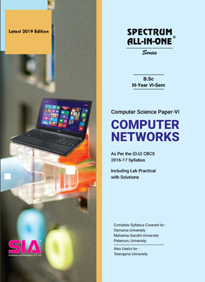 Computer Networks (Computer Science Paper-VI)