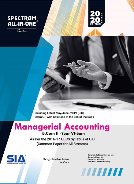 Managerial Accounting (OU)