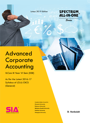 Advanced Corporate Accounting