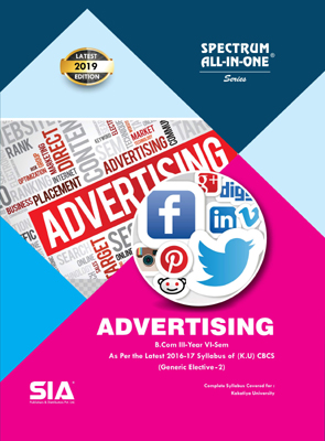 Advertising (Generic Elective - 2) (K.U)