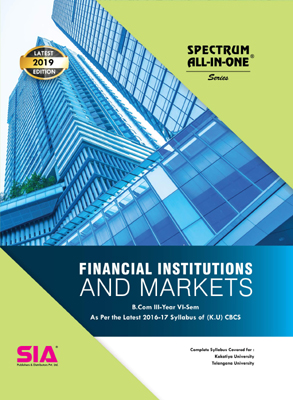 Financial Institutions and Markets (K.U)